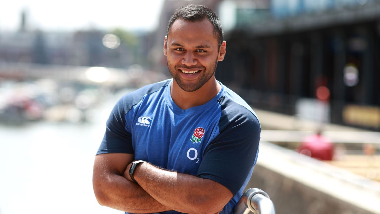 England's Vunipola regrets impact of Folau support on teammates