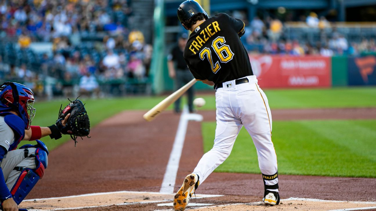 San Diego Padres acquire All-Star second baseman Adam Frazier from Pittsburgh Pirates, sources say - ESPN India