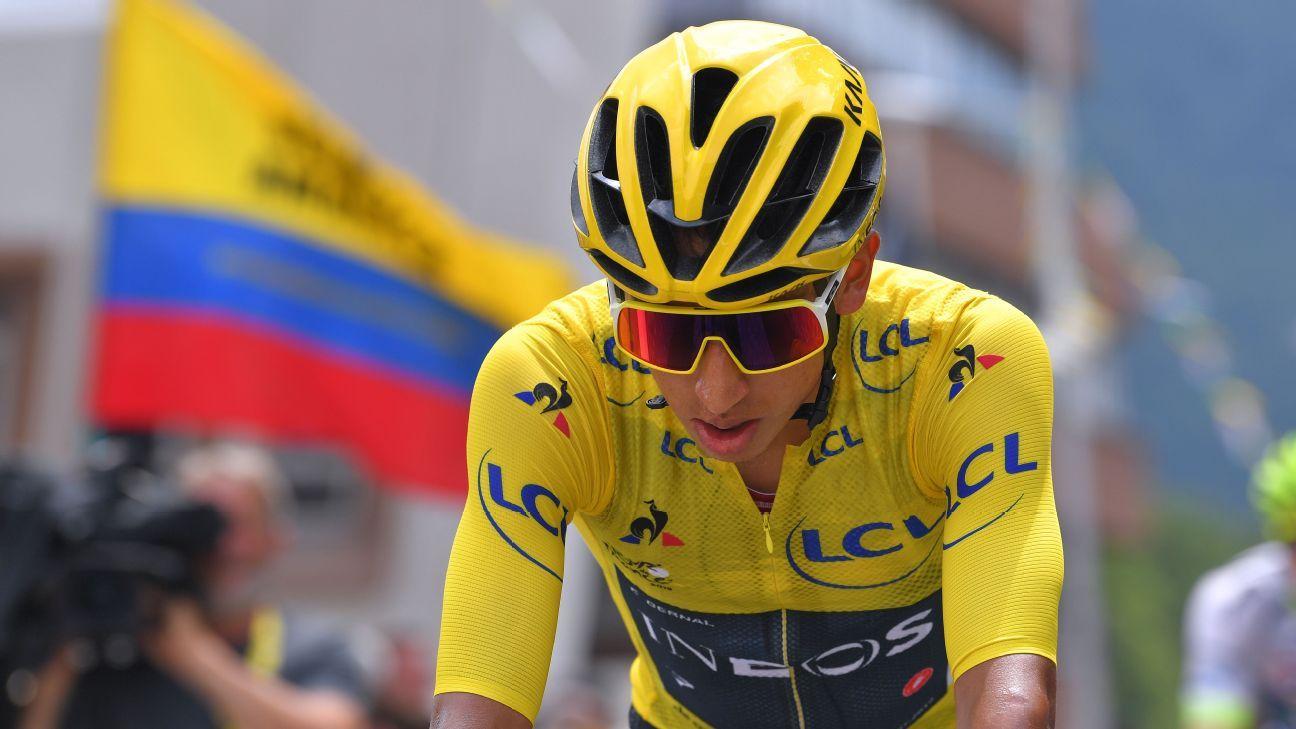 Bernal all but secures Tour de France victory