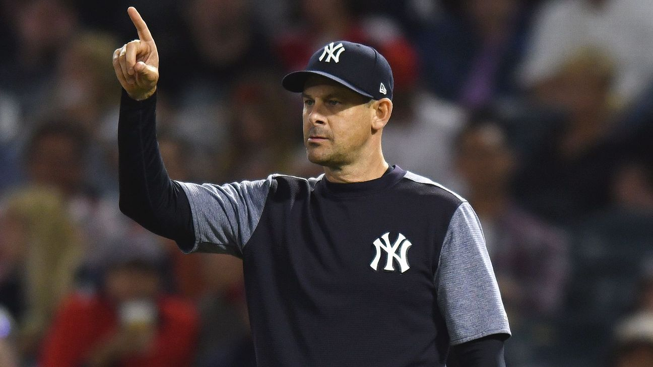 What makes a manager of the year -- and who are the picks for 2019?