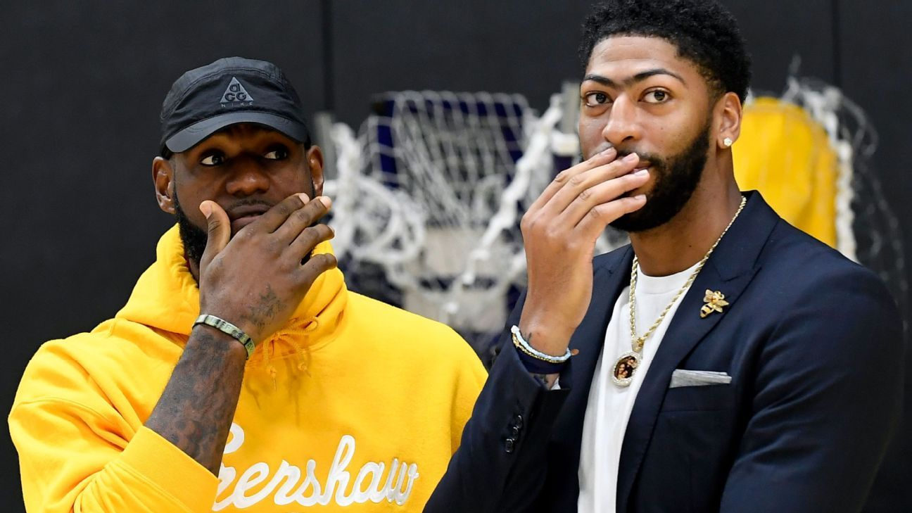 The NBA's six most intriguing superstar duos this season