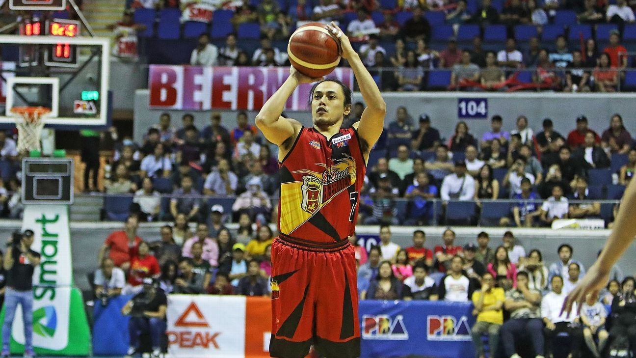 Beermen face more manpower woes as Romeo suffers ankle injury