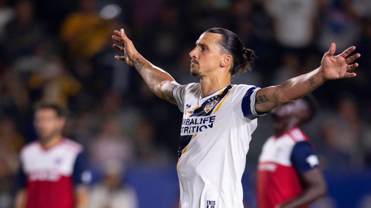 Transfer Talk: Zlatan Ibrahimovic welcome at Napoli if he leaves MLS