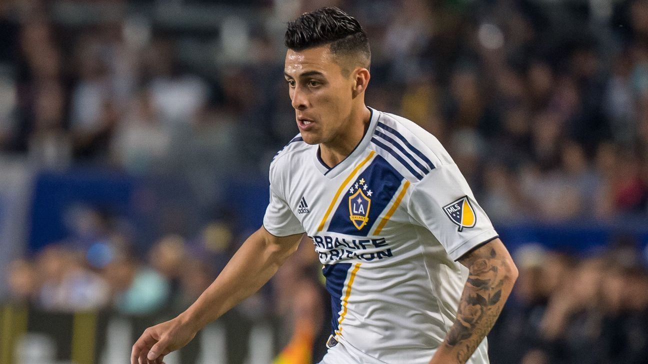LA Galaxy Pick Up Option For Cristian Pavon To Occupy DP Spot