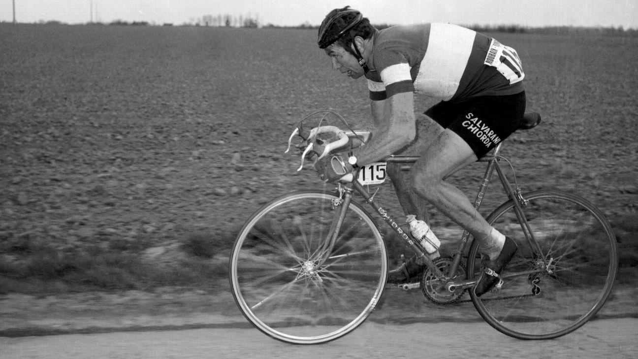 Italian cycling great Gimondi dies aged 76