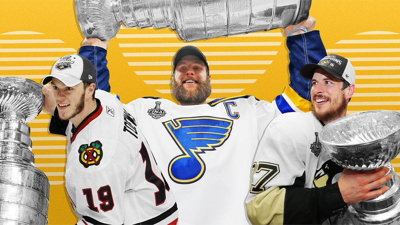 The best (and worst) NHL teams of the past decade