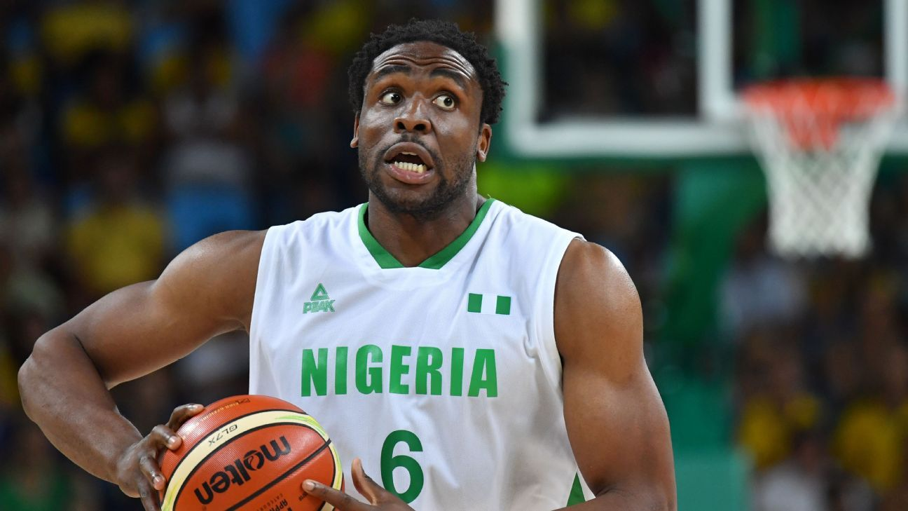 Nigeria's FIBA World Cup at risk over lack of funds