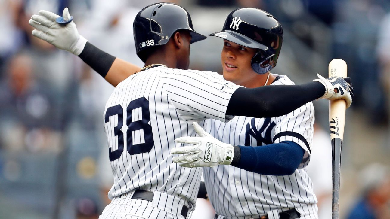 The plucky underdog story of the year? The Yankees, of course!