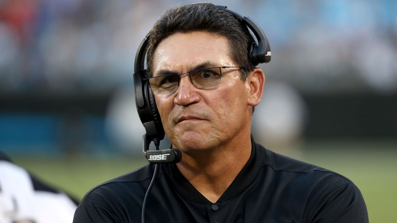 Rivera walks out on reporters over Cam queries