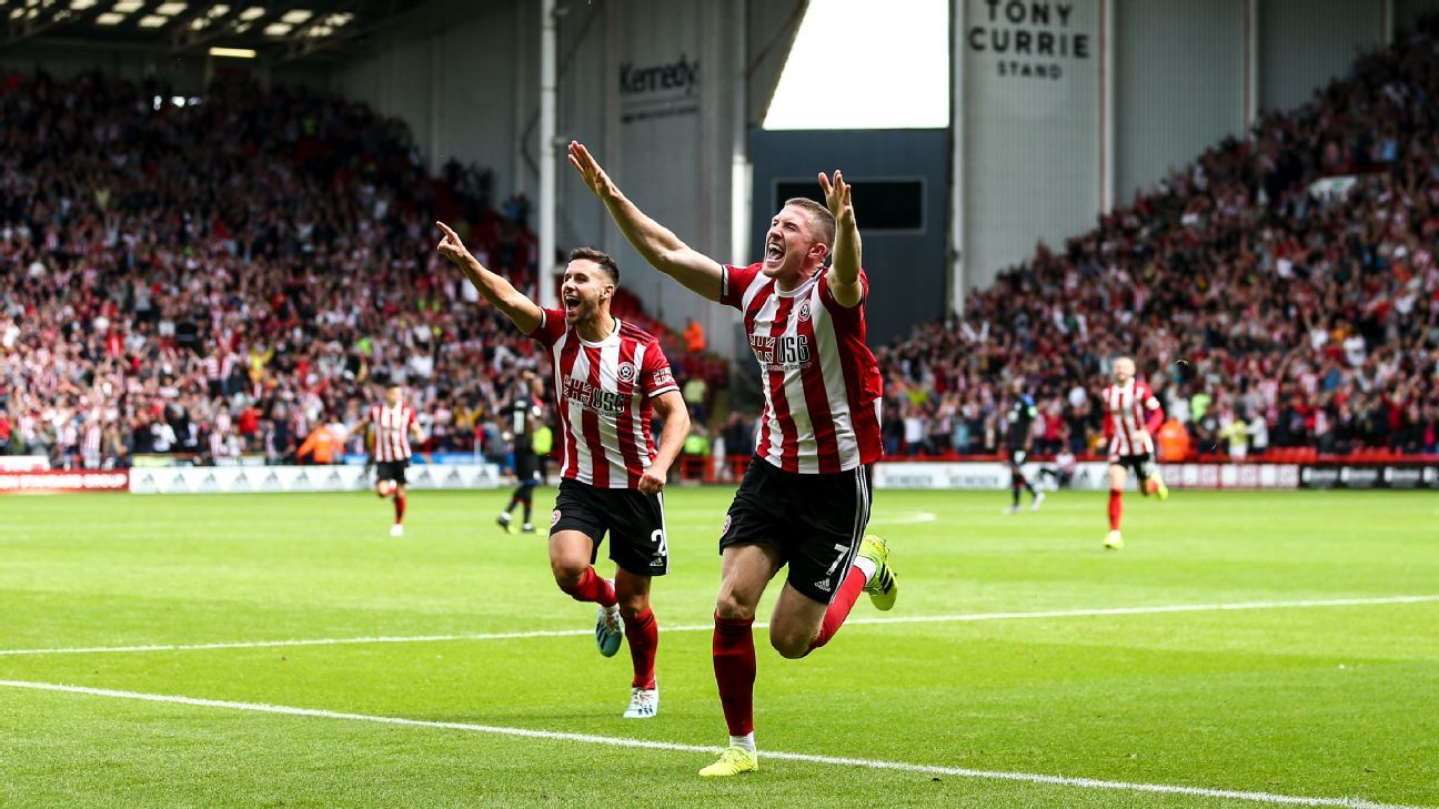 Sheffield United are back in the Premier League to prove heart beats talent