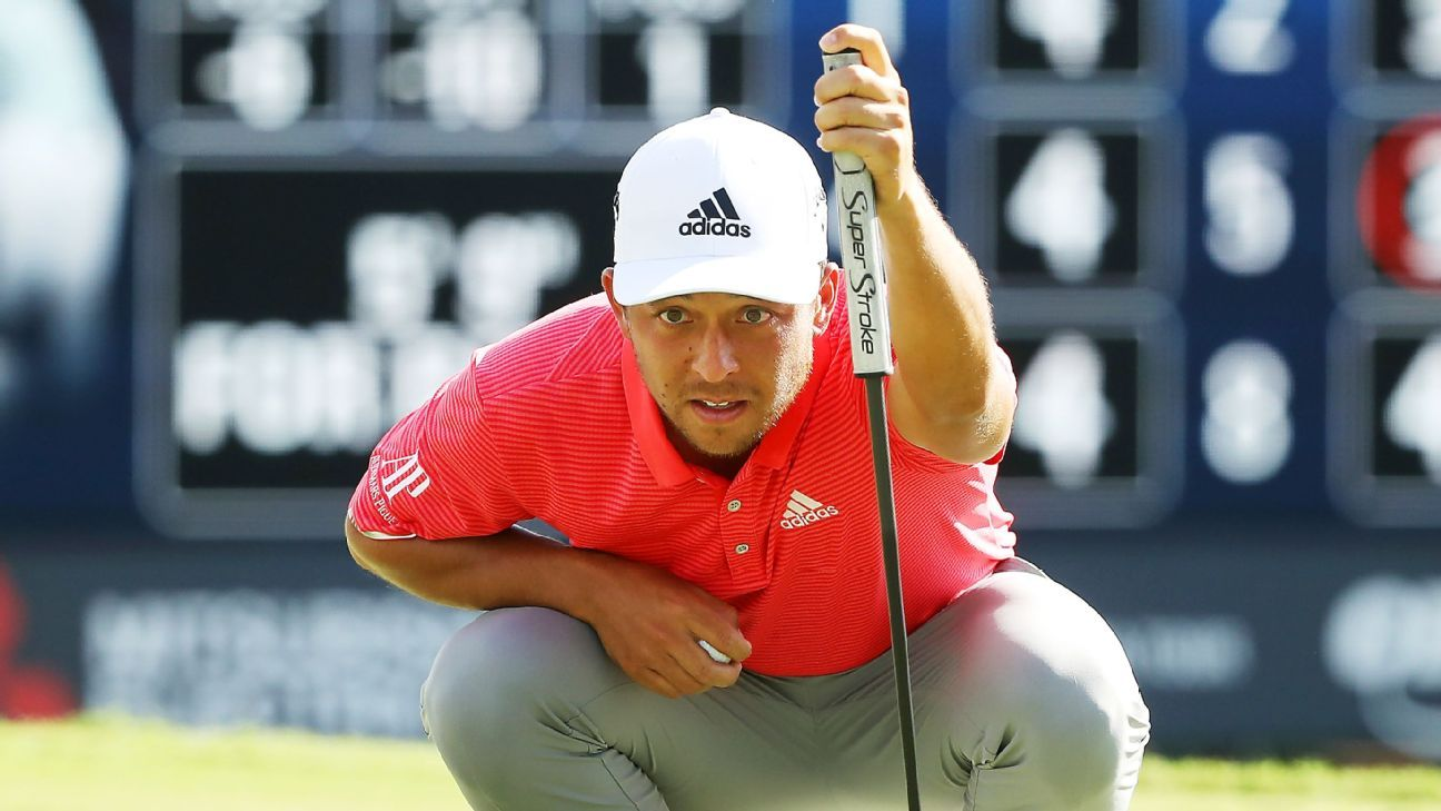 Xander Schauffele made the staggered scoring at the Tour Championship meaningless in a hurry