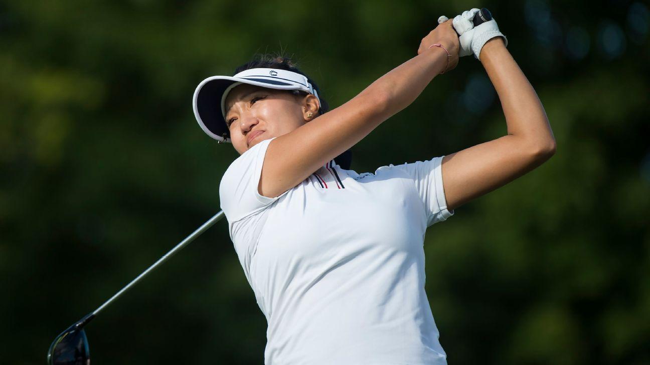 Park leads CP Women's Open; Henderson 1 back