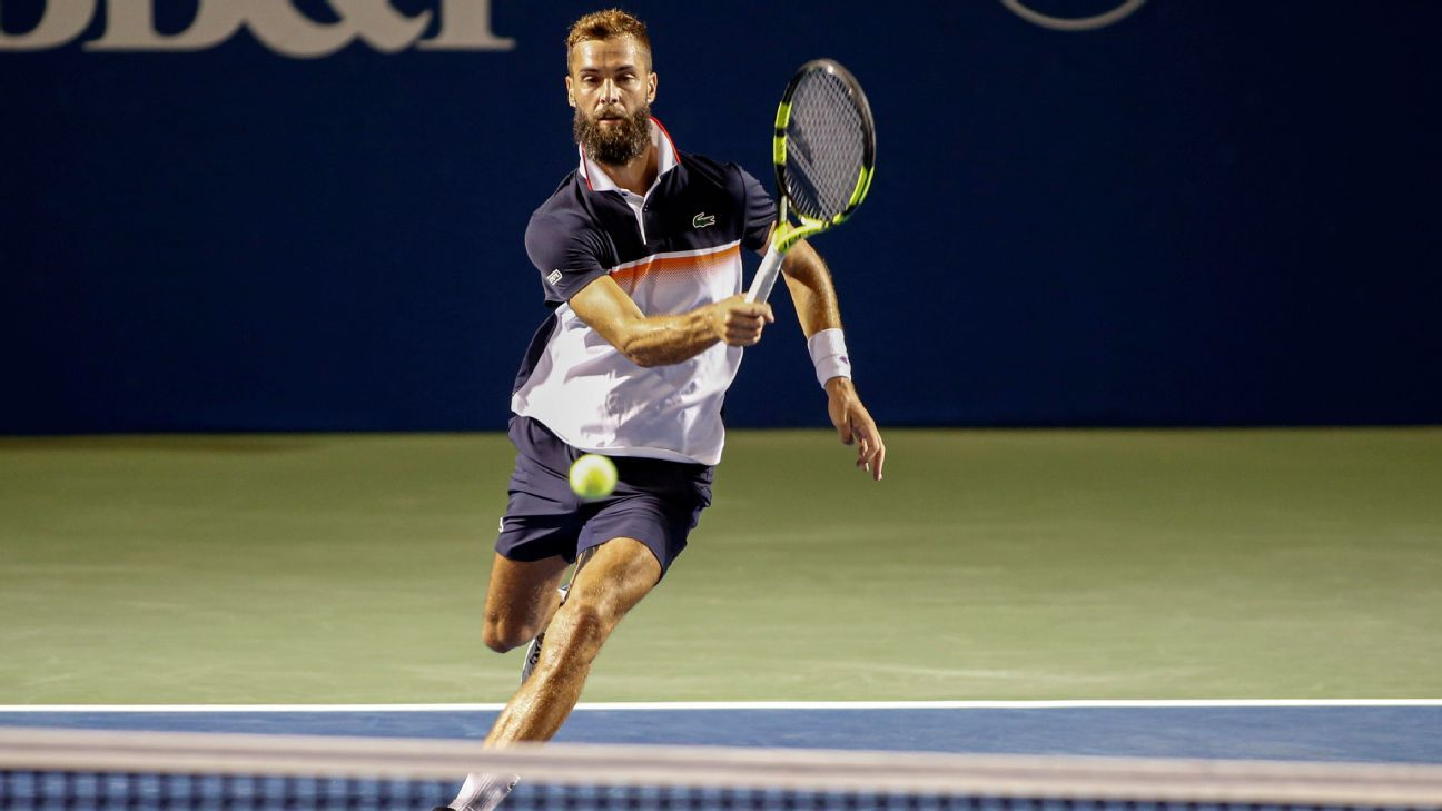 Paire through to Marseille last 16, Gasquet out