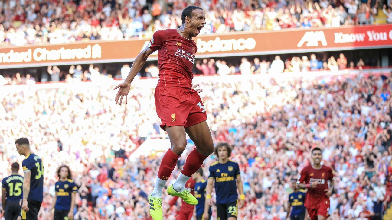 Joel Matip signs new long term Liverpool deal