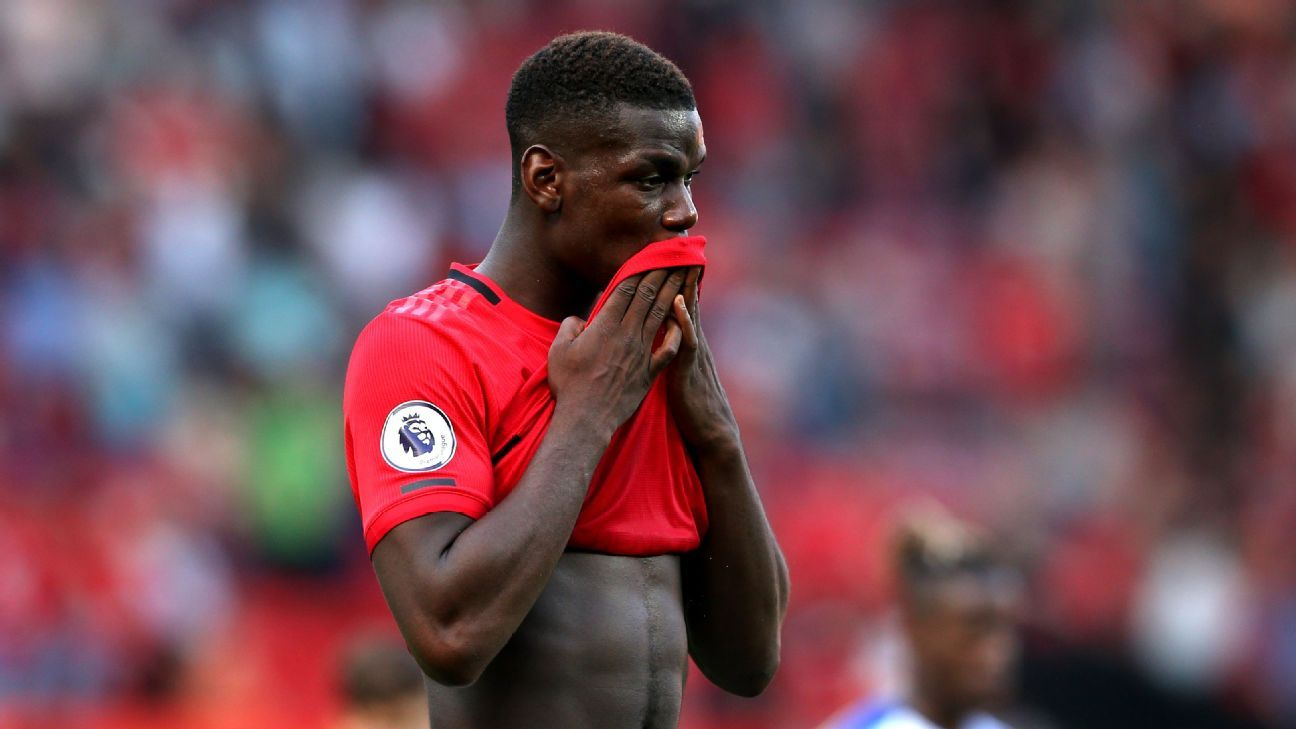 Paul Pogba still has Manchester United role to play - Solskjaer