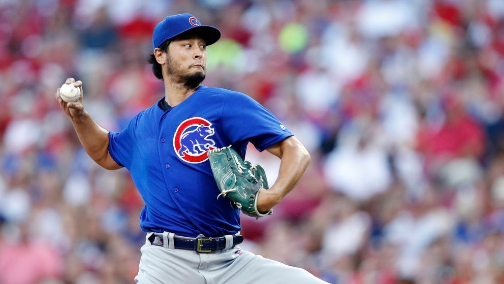 How Yu Darvish finally found the strike zone and turned his season around