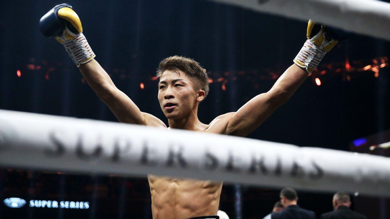 Naoya Inoue tops Nonito Donaire, signs with Top Rank