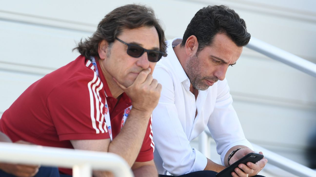 How Arsenal's 'transfer guru' Raul Sanllehi orchestrated club's super summer after years of bad signings
