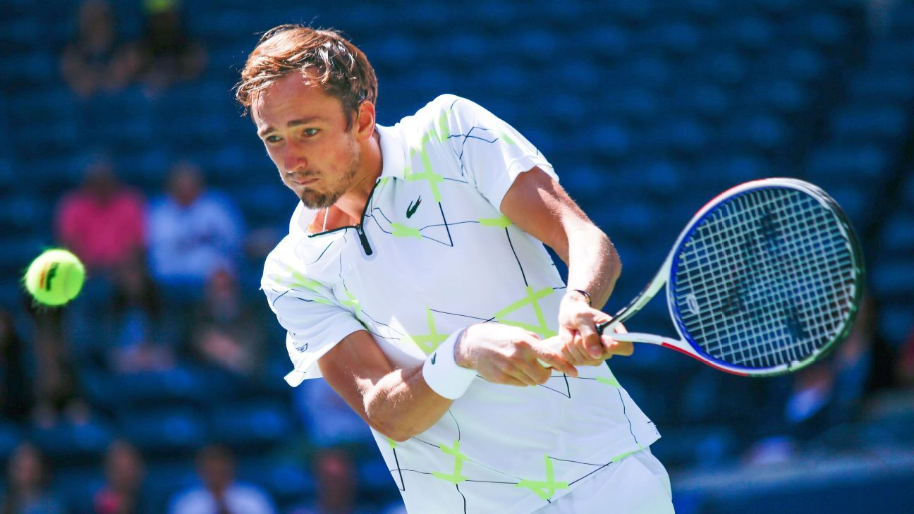 Medvedev to booing fans - 'I won because of you'