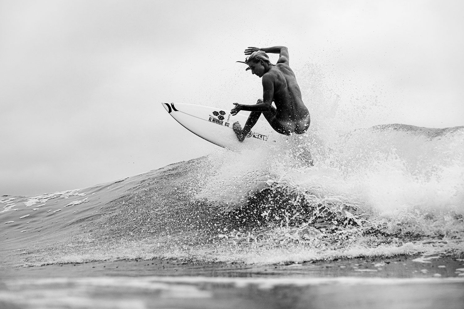 Surfer Lakey Peterson has always felt a connection with the ocean