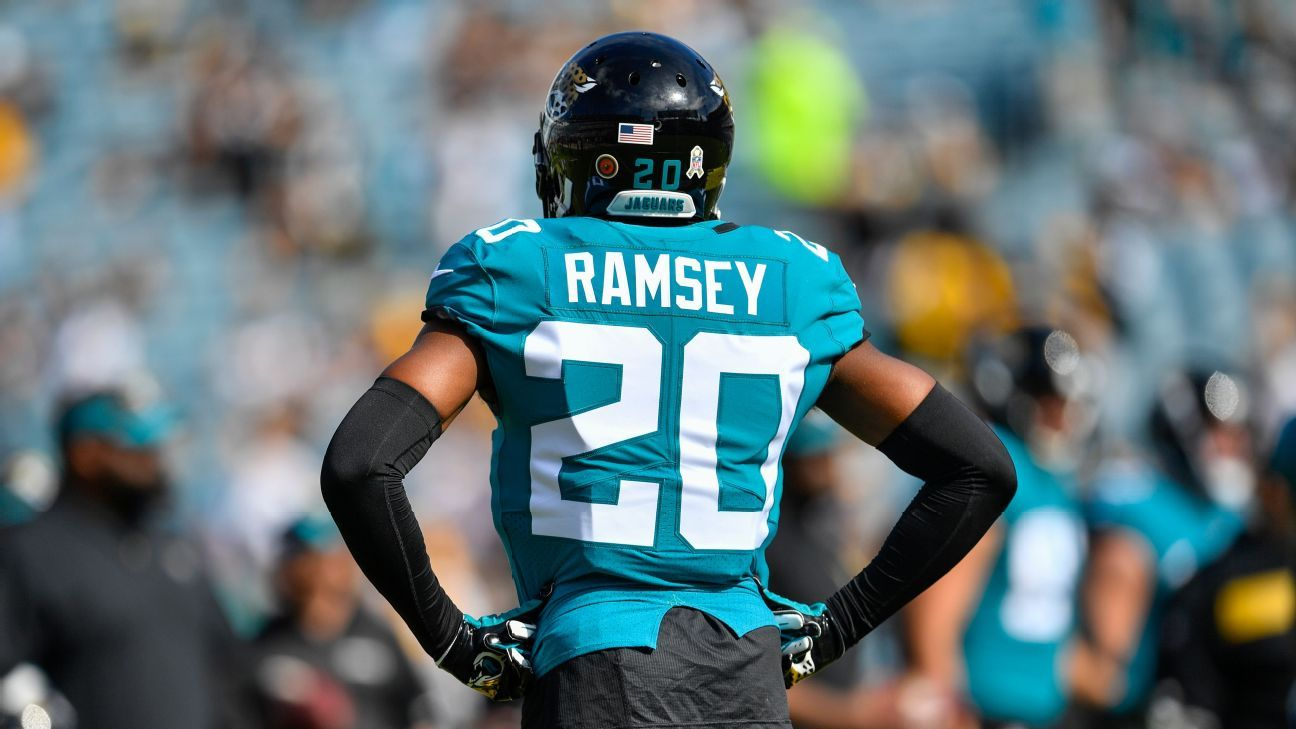 Ramsey: Jags' disrespect led to trade request