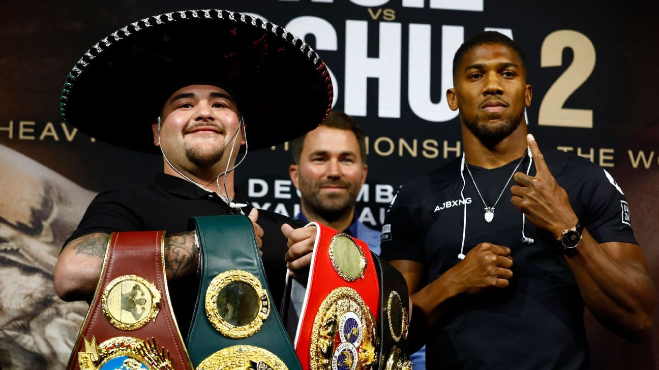 The (new) state of boxing's ever-changing heavyweight division
