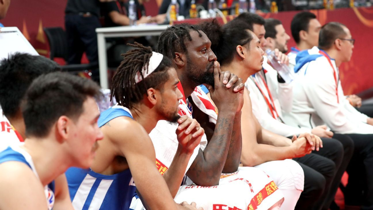 Philippines misses Tokyo Olympics qualifying tournament