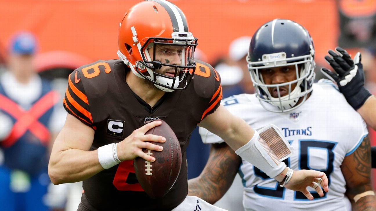 Week 1 NFL takeaways: Early concern for the Browns and Falcons?