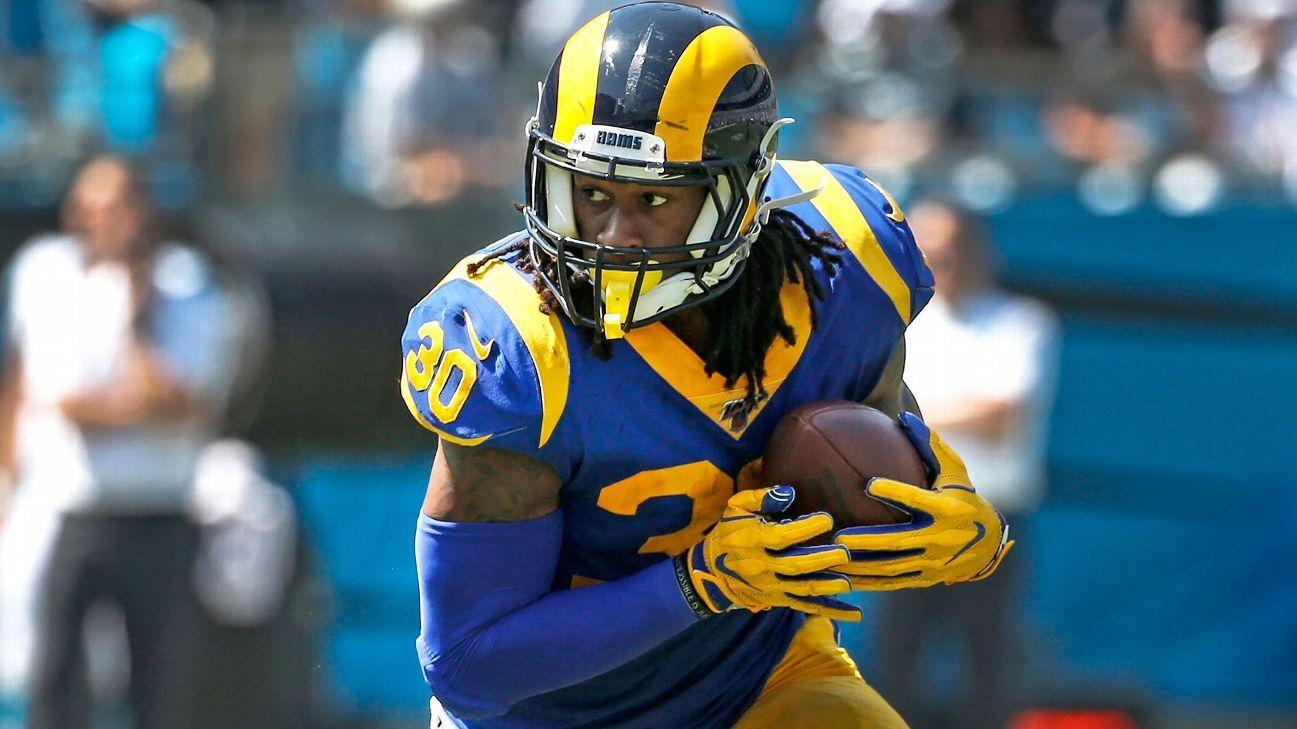 Biggest Week 6 injury questions for all 32 NFL teams: Will we see Gurley, Adams, Johnson this week?