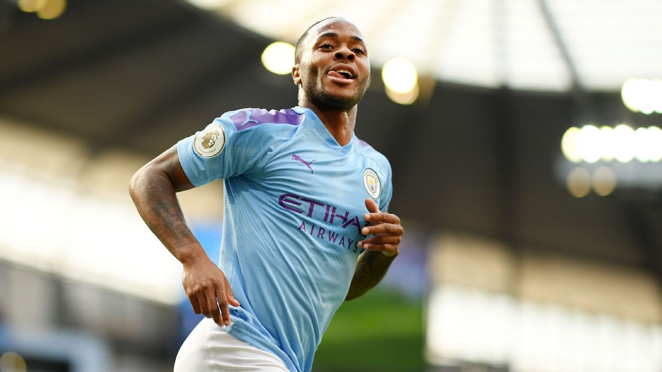 Pep: Don't compare Sterling to Ronaldo, Messi