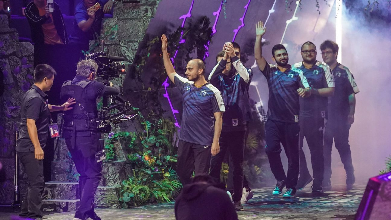 Team Liquid's Dota 2 roster departs to build their own team