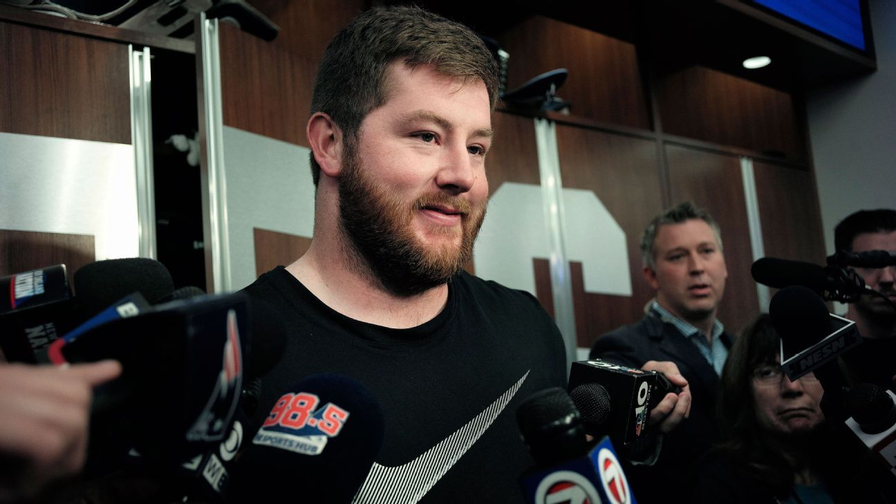 Patriots' unheralded OL Joe Thuney has rare versatility