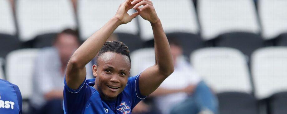 Nigeria's Ejuke wants to make his mark at Ajax... by beating them