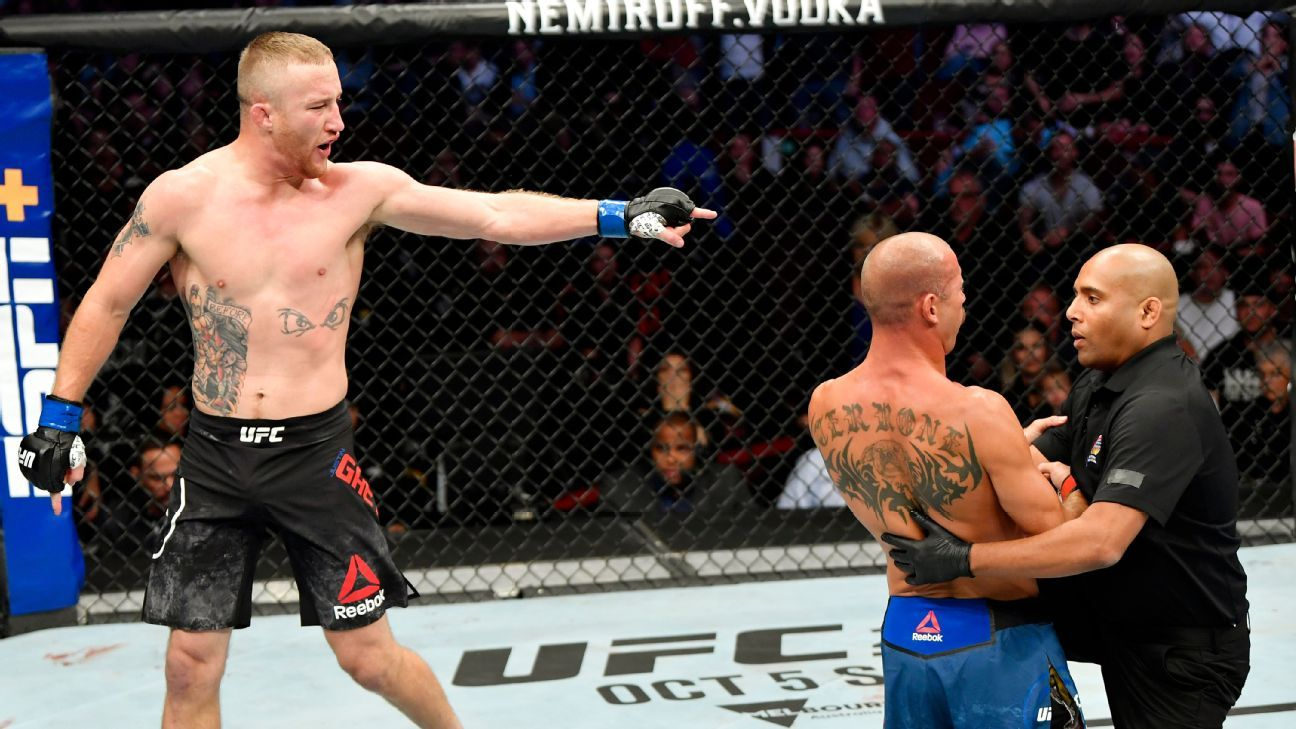 Should Justin Gaethje fight Conor McGregor next?