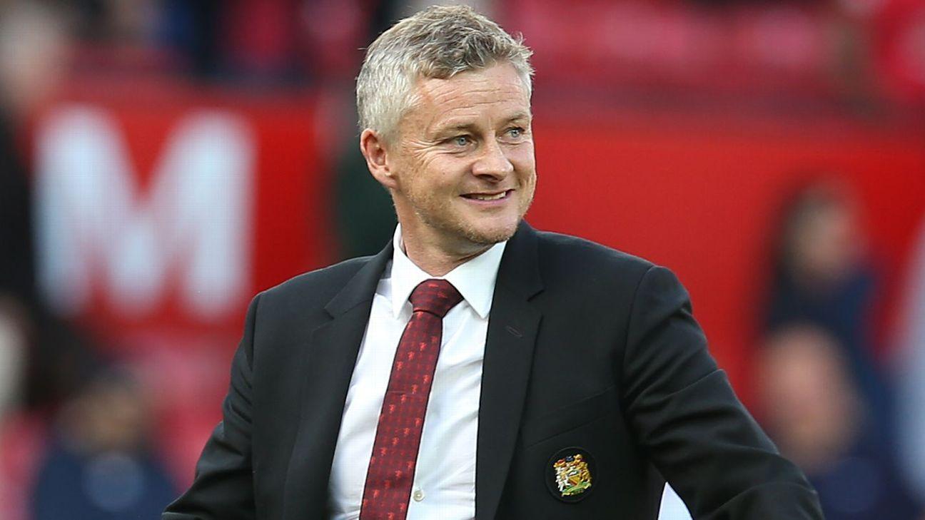Manchester United's Ole Gunnar Solskjaer reveals admiration for Harry Kane