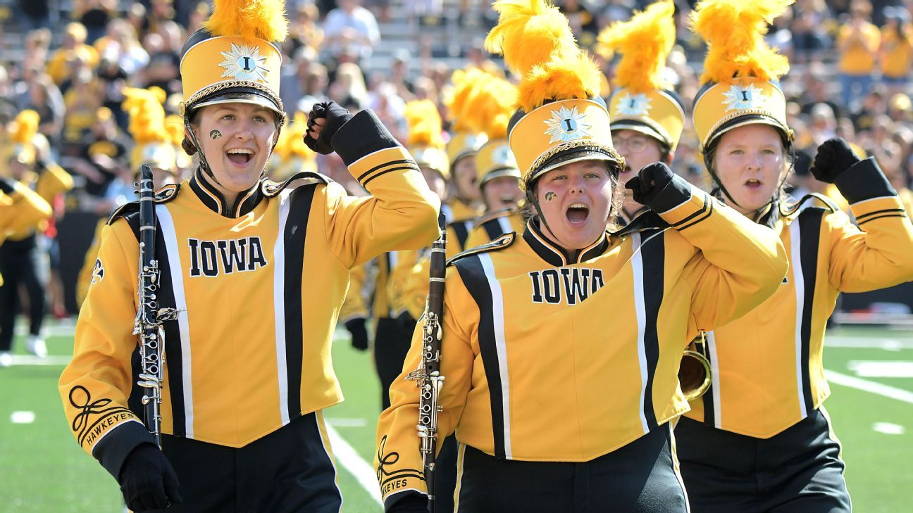 Iowa band alleges 'inappropriate actions' at ISU