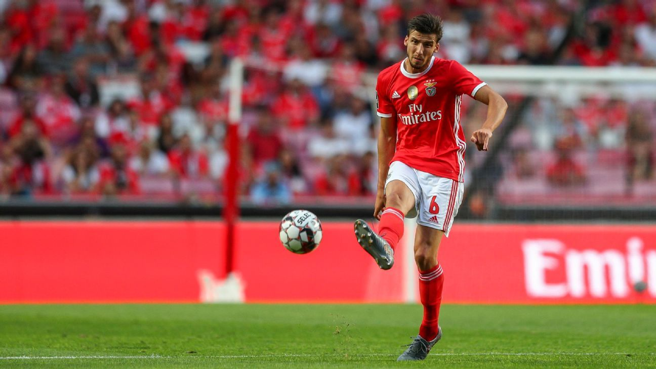 LIVE Transfer Talk: Man United scouting Benfica defender Ruben Dias