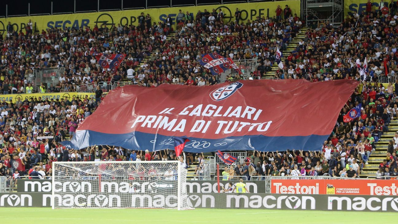 Cagliari not punished for fans' abuse of Lukaku