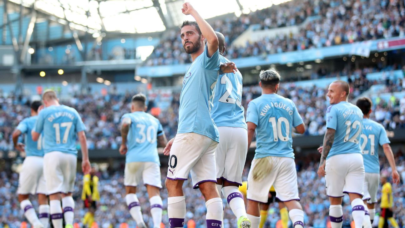Man City's 8-0 win over Watford proves the exceptional is becoming the norm at the Etihad