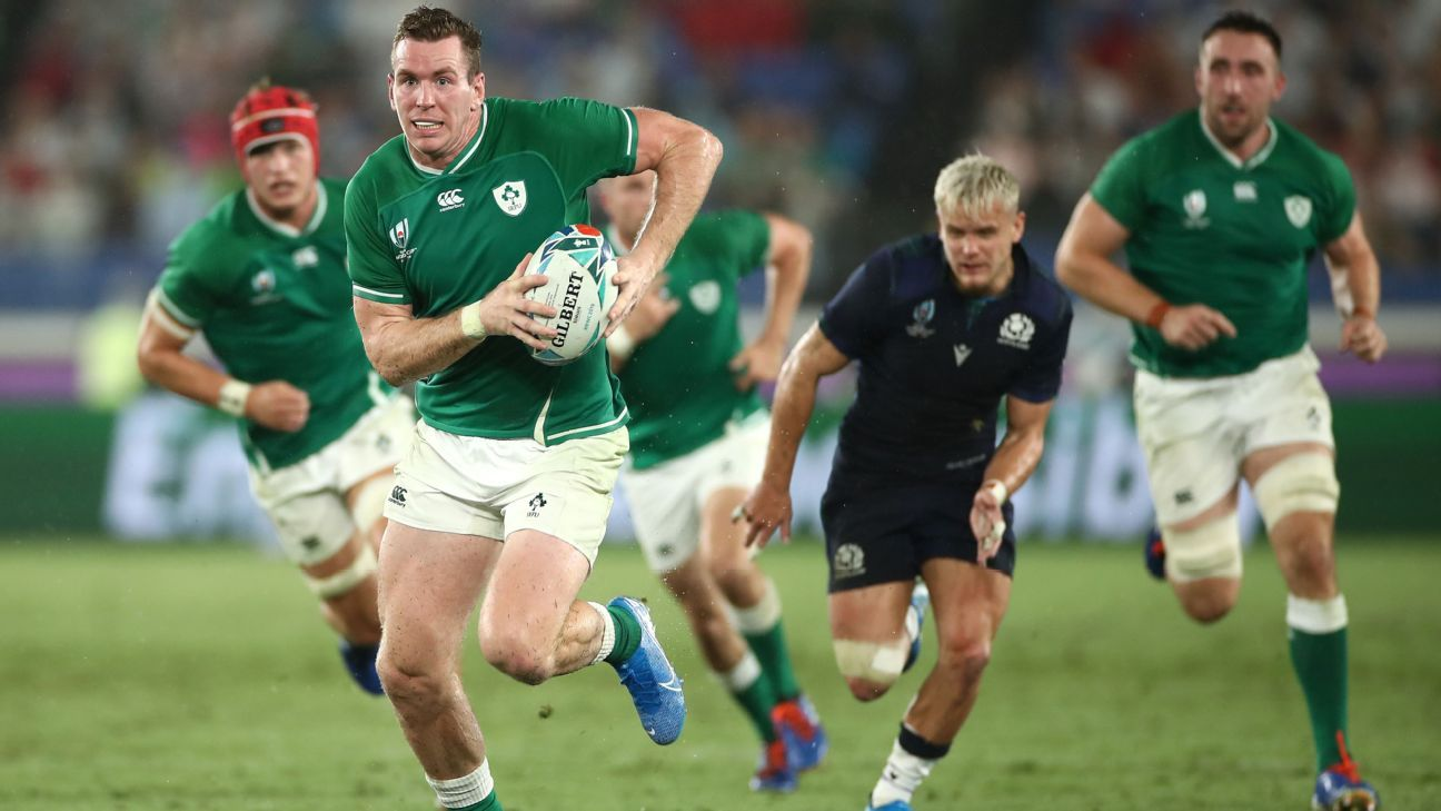 Ireland display credentials to tackle Rugby World Cup heavyweights