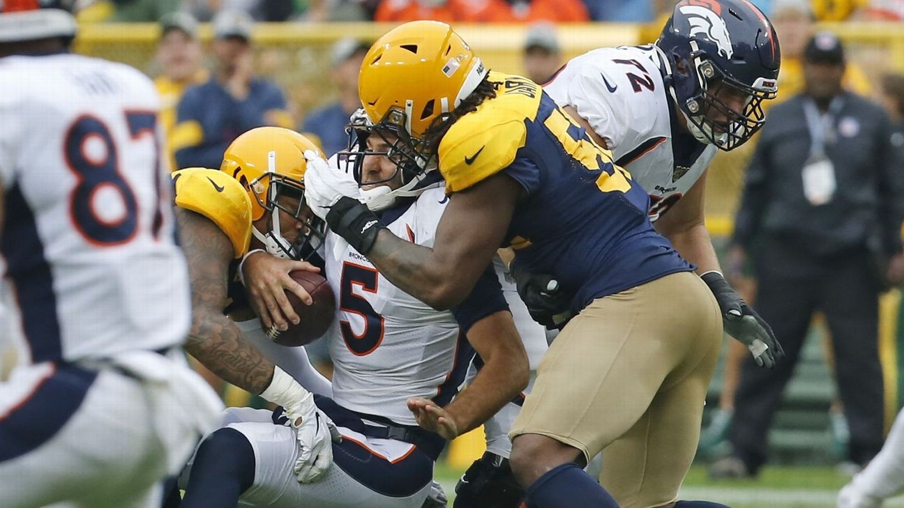 Mistakes drag Broncos down to 0-3 for first time since 1999