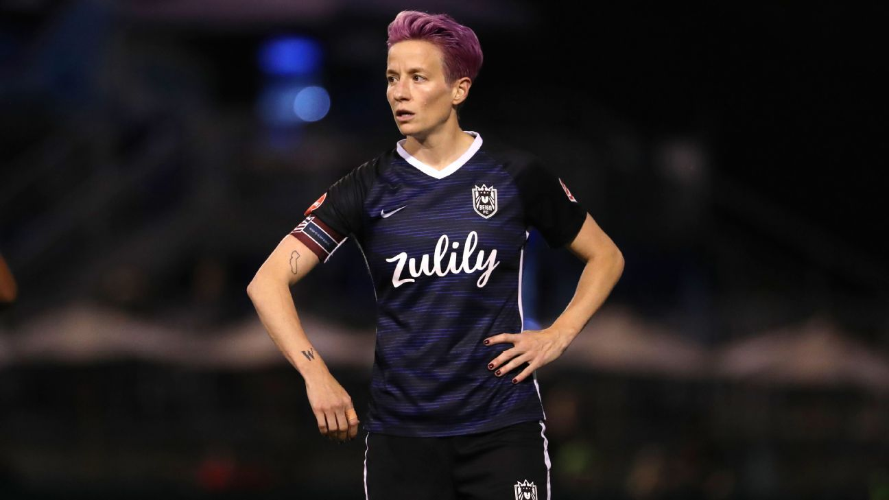 Barcelona open to signing USWNT captain Rapinoe