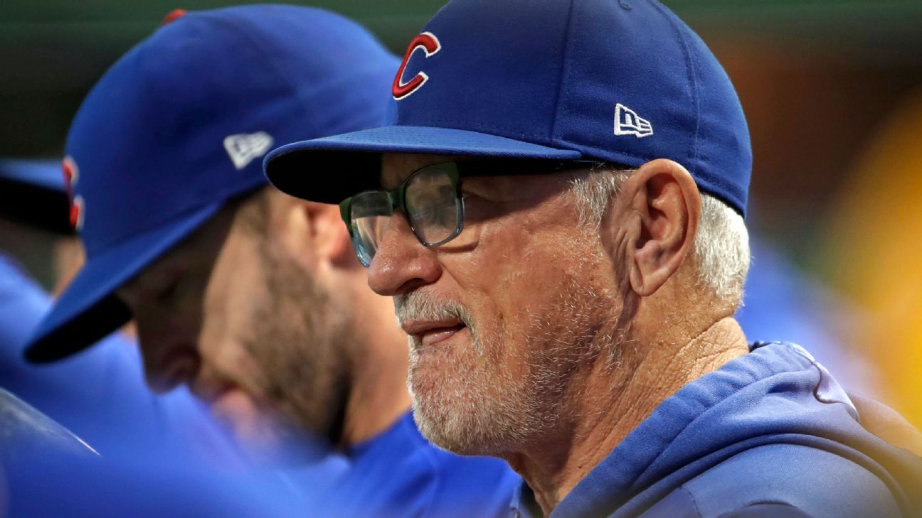 Reeling Cubs lose 7th in a row, commit 5 errors