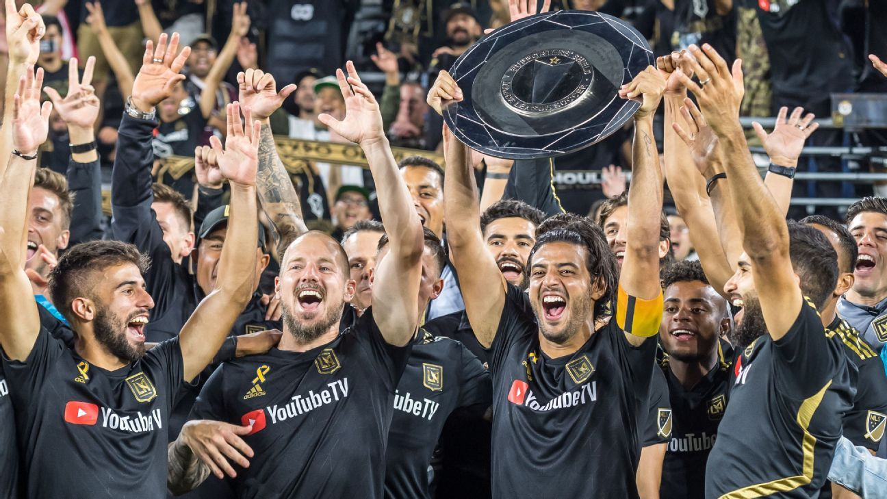 MLS Power Rankings: LAFC, NYCFC are the postseason teams to beat