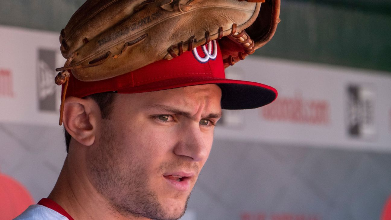 New Los Angeles Dodgers infielder Trea Turner finally ready after 'one of the crazier weeks of my life'