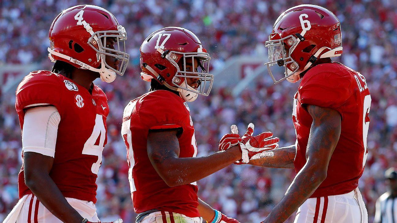 College football Power Rankings for Week 5