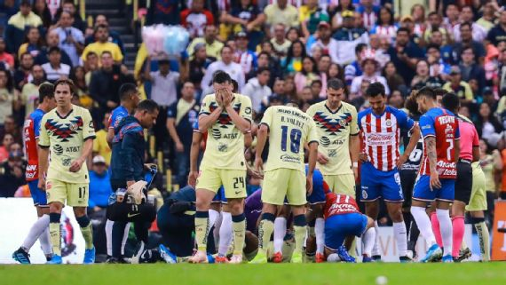 America Vs Guadalajara Football Match Report September 29 2019 Espn