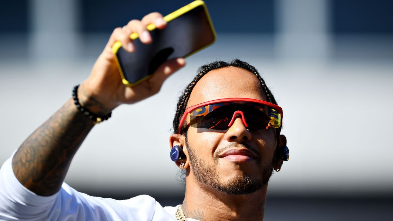 Hamilton assures fans: I haven't given up