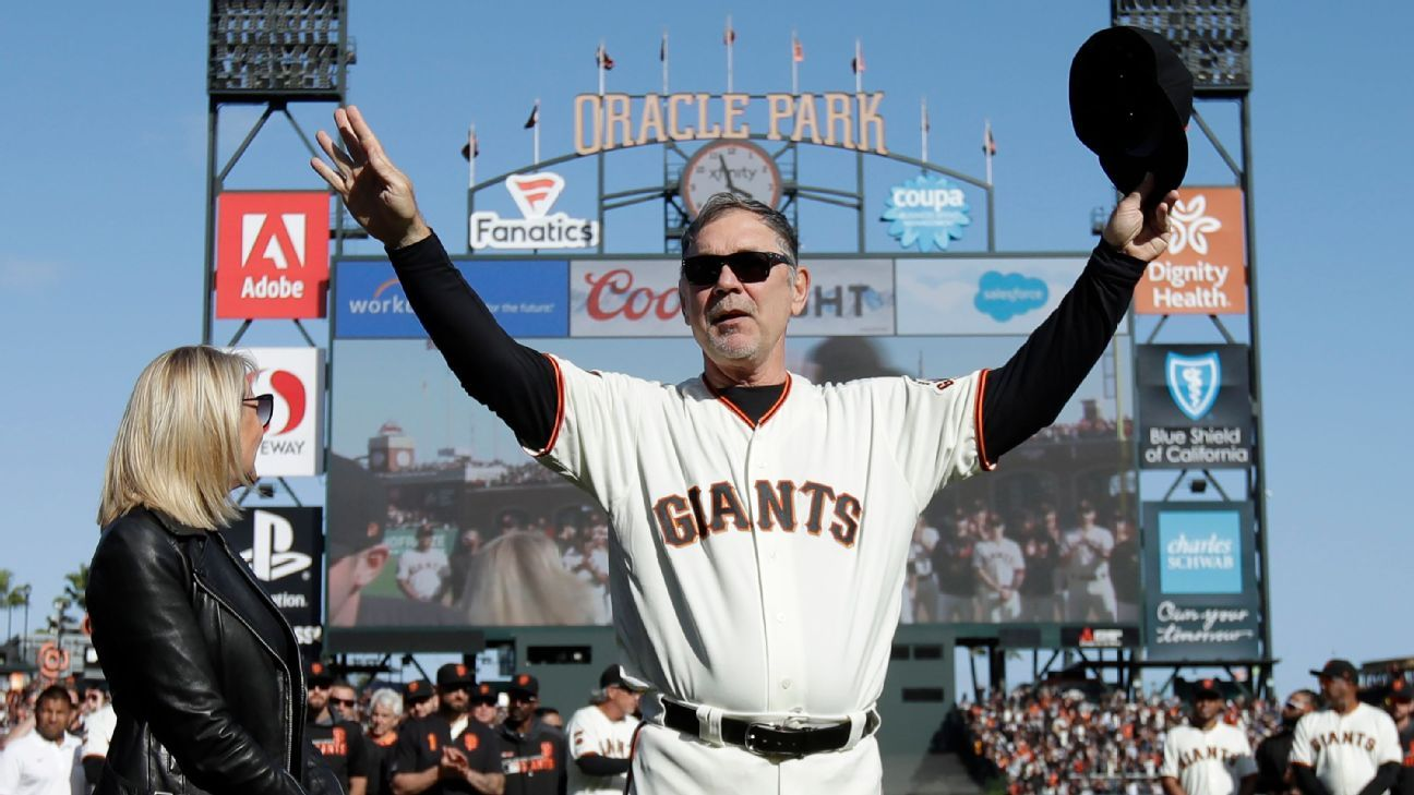 Giants face busy offseason finding Bruce Bochy's replacement