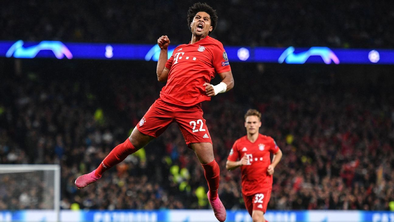 Power Rankings: Bayern rise to the head of the class; Inter slide after Barca defeat